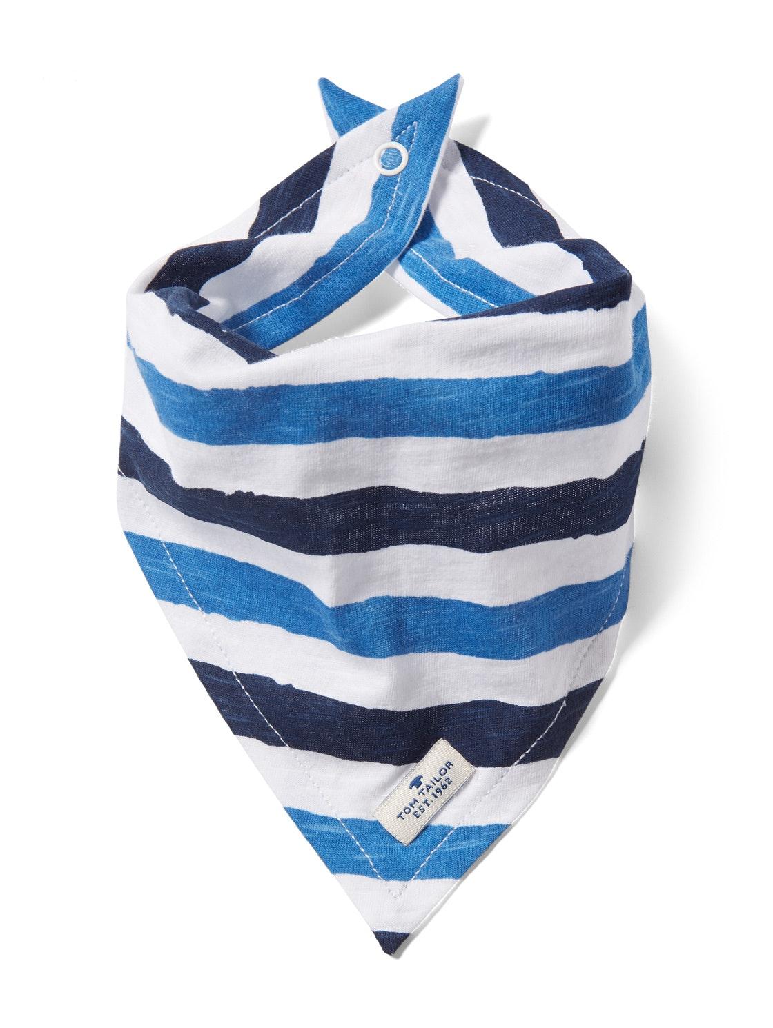 bandana, printed stripe-multicolored