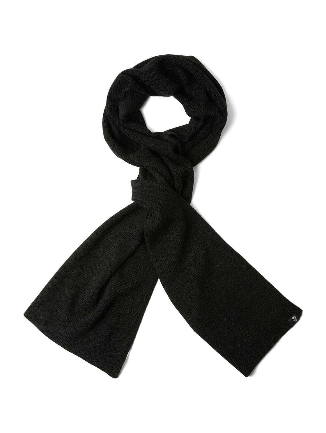basic solid scarf, Black                         Grey,