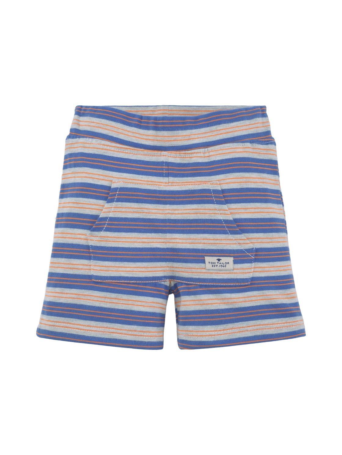jersey shorts striped, y/d stripe-multicolored