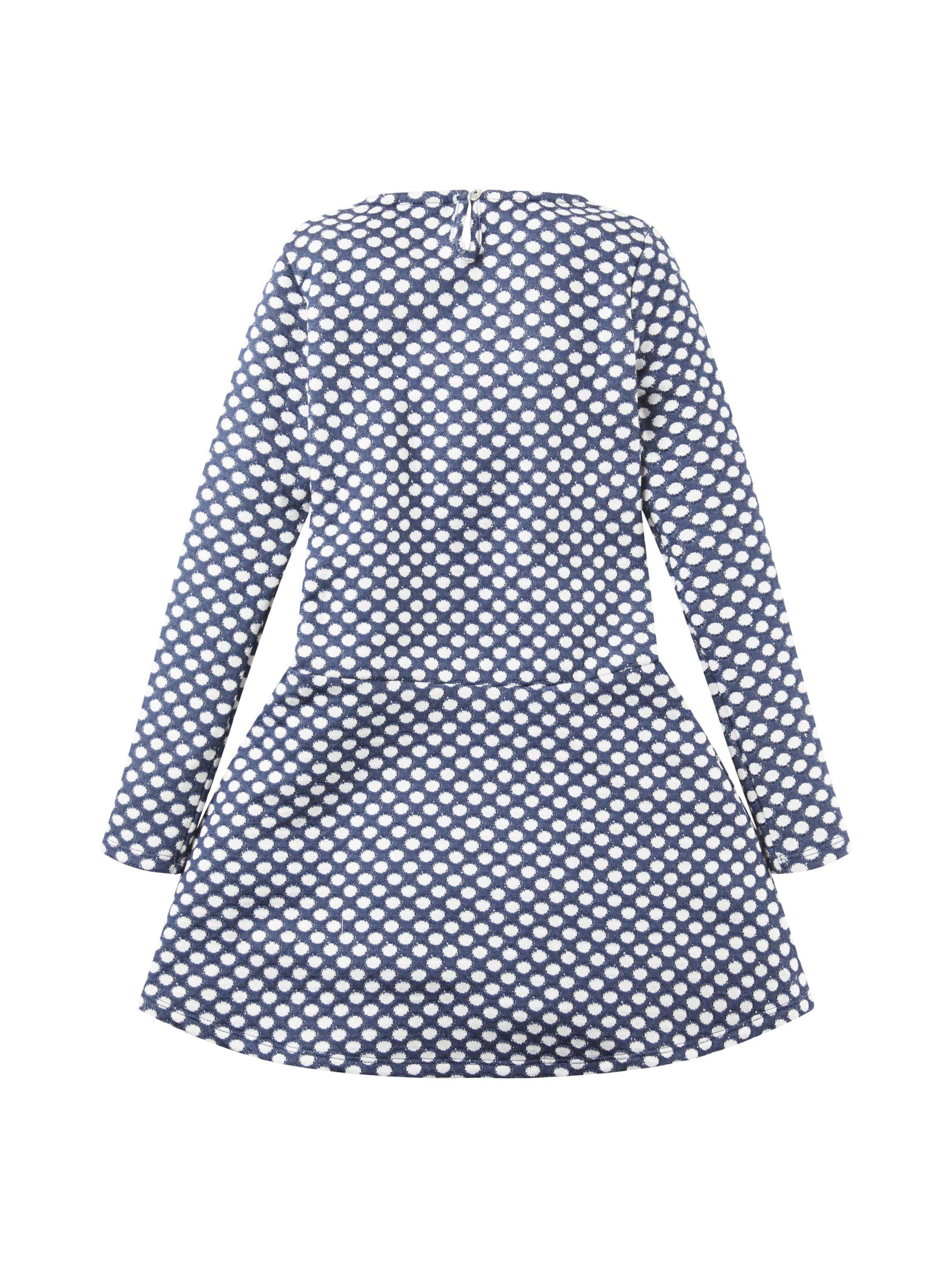dress patterned, dress blues-blue