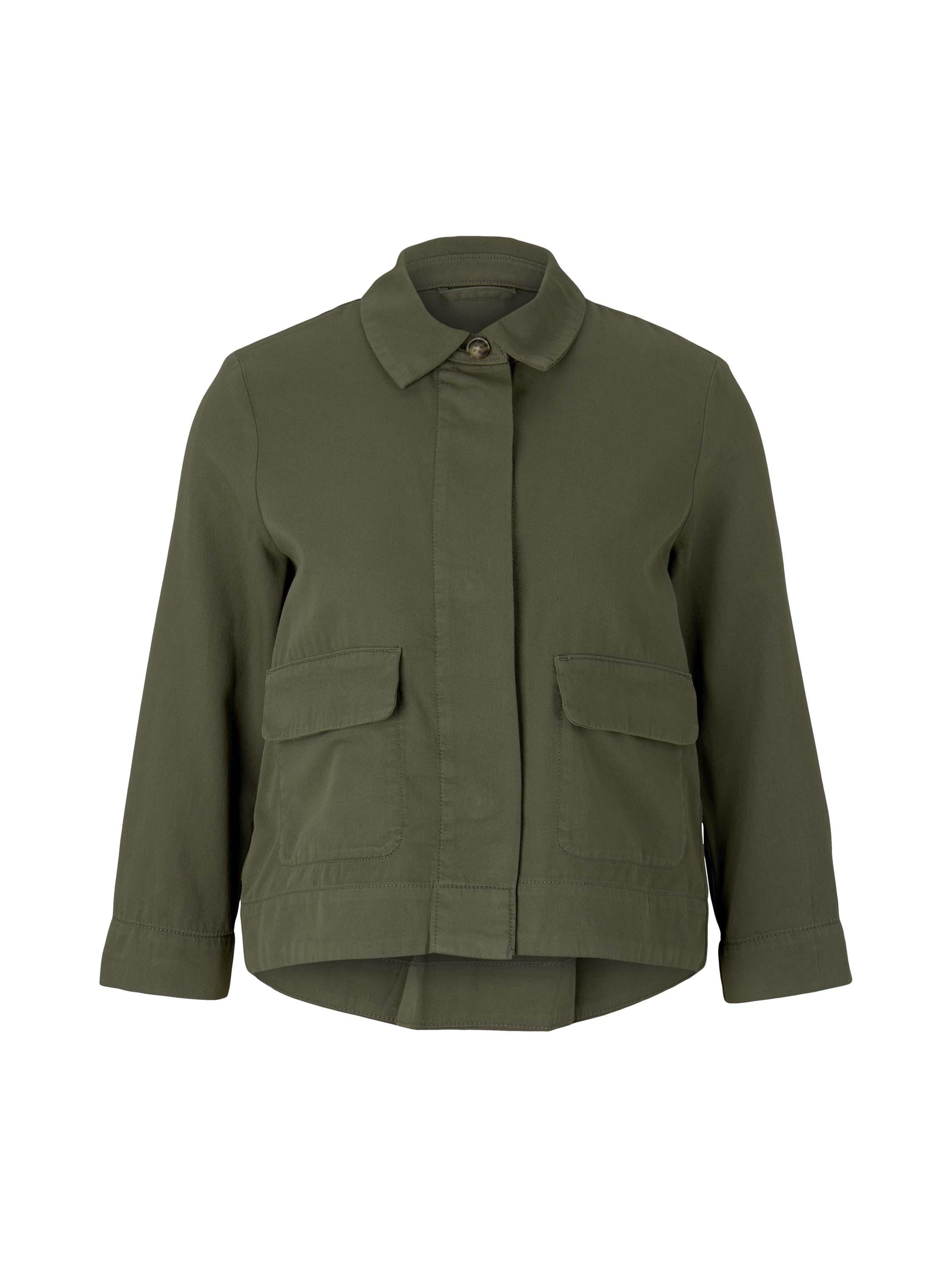 blazer casual, Grape Leaf Green