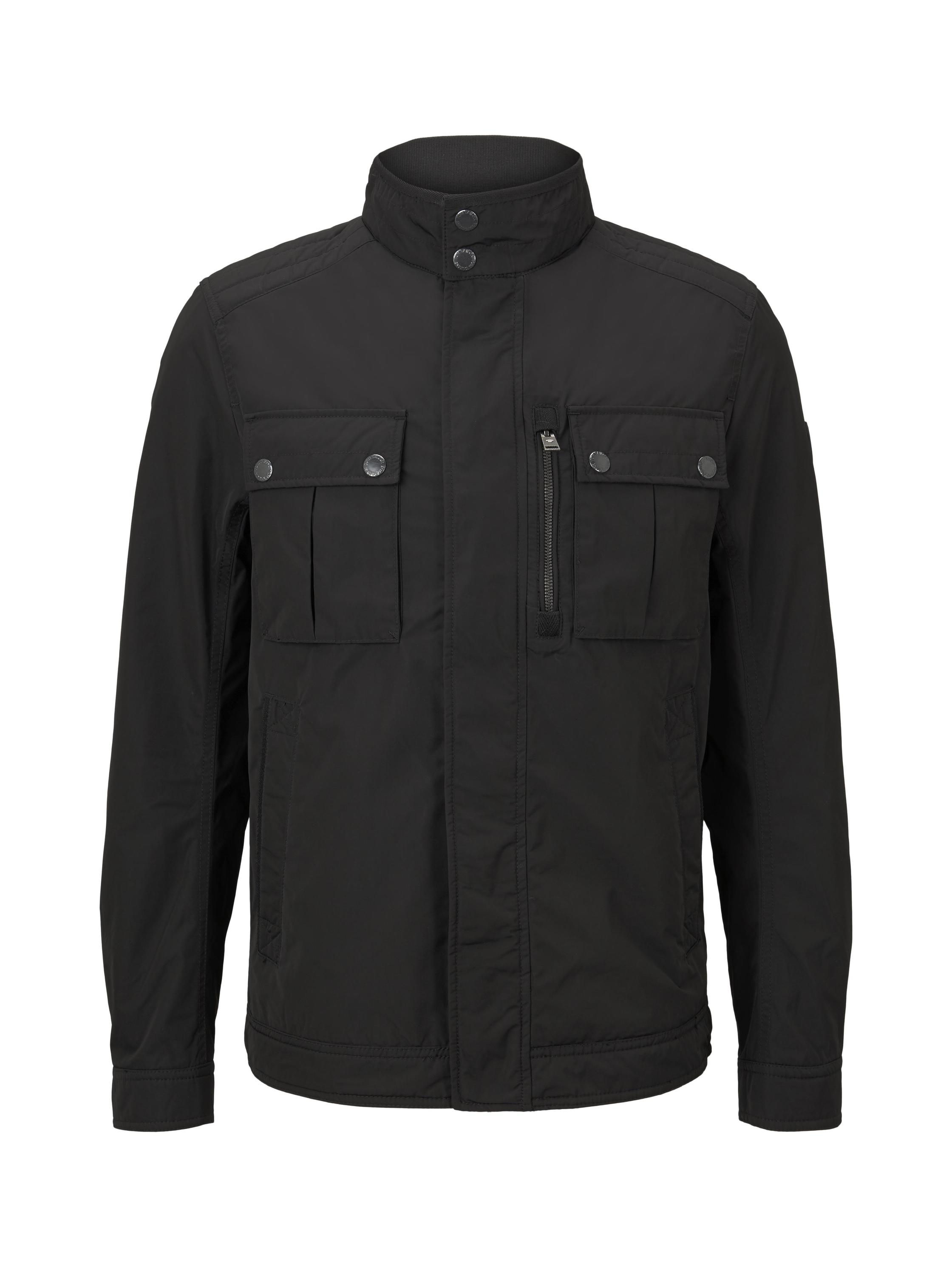 casual jacket, Black