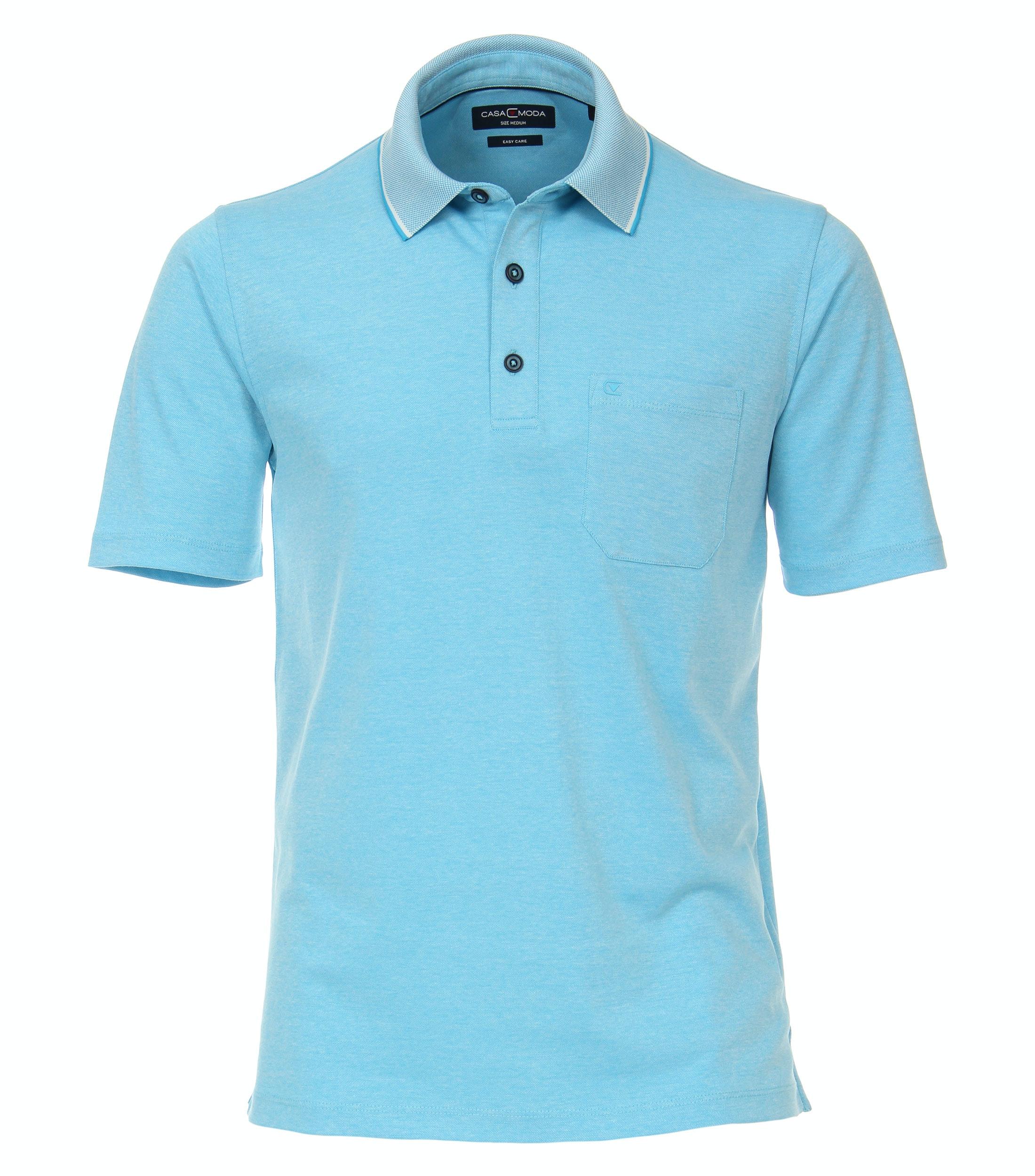 Polo-Shirt uni
