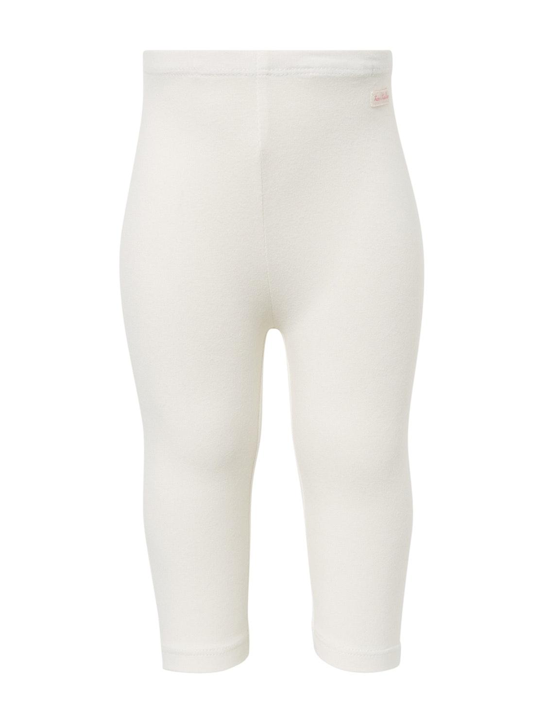 leggings solid, cloud dancer-white