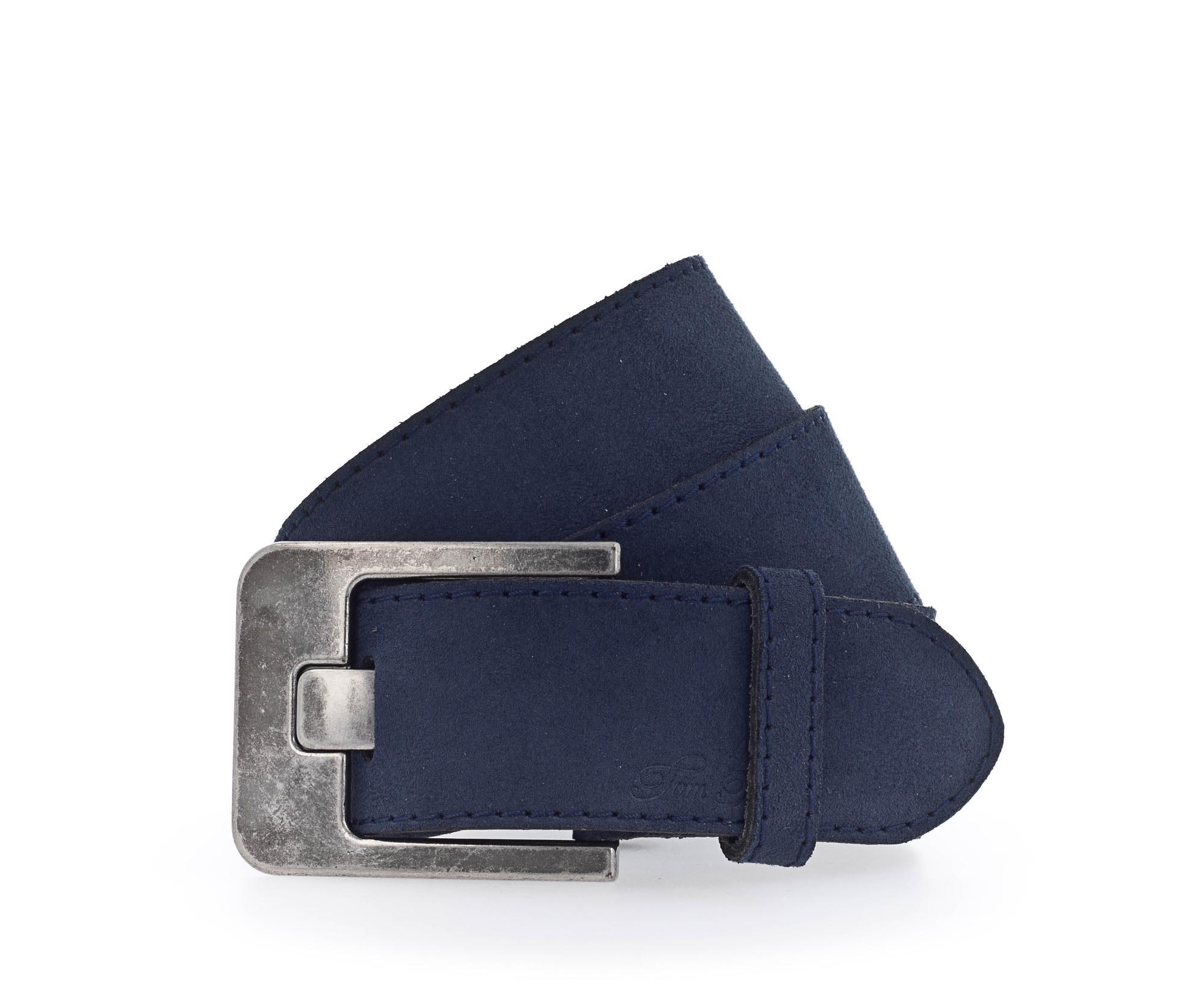 40mm Gürtel Q. 6309, blau