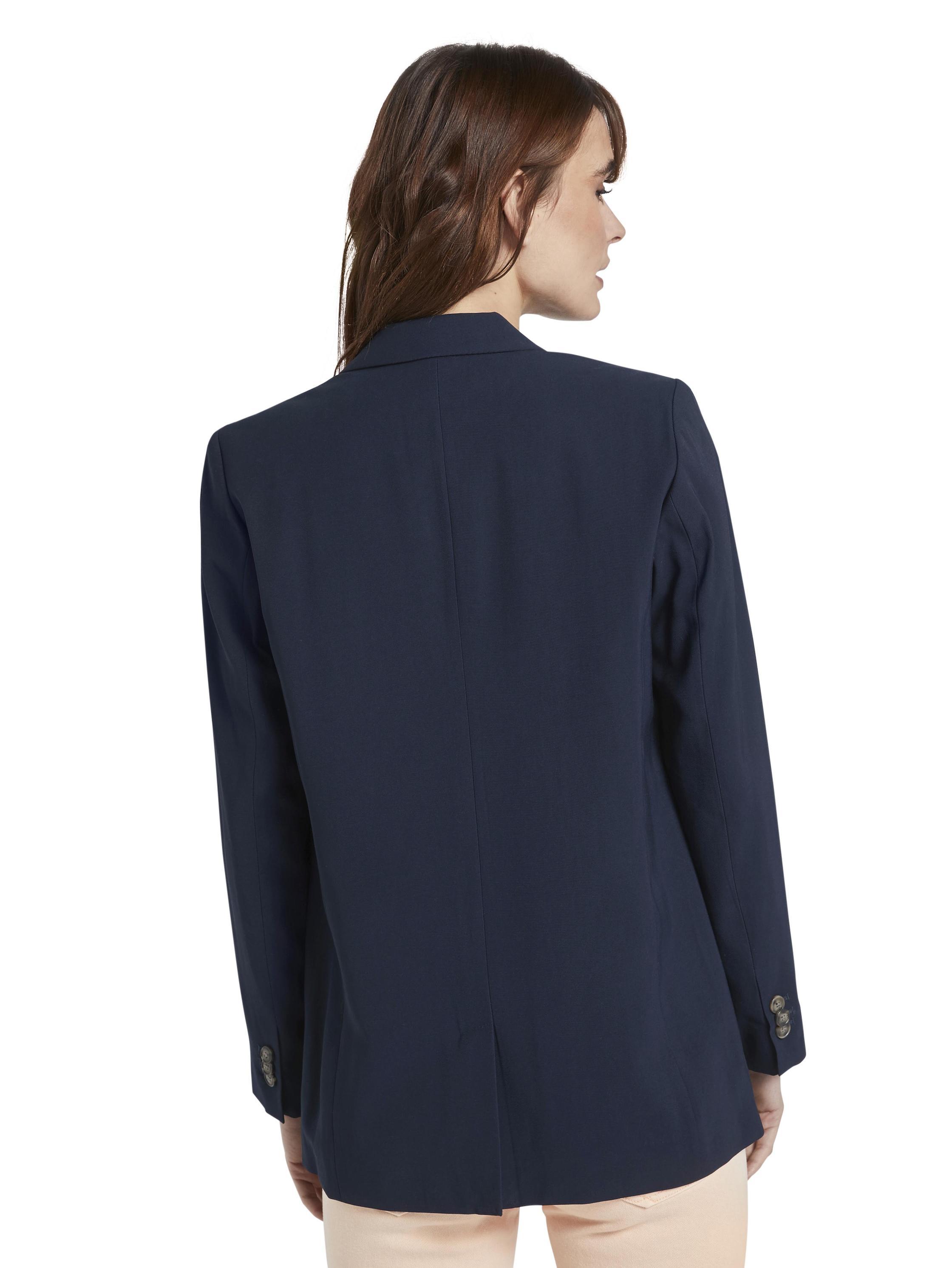 blazer casual fit, Sky Captain Blue