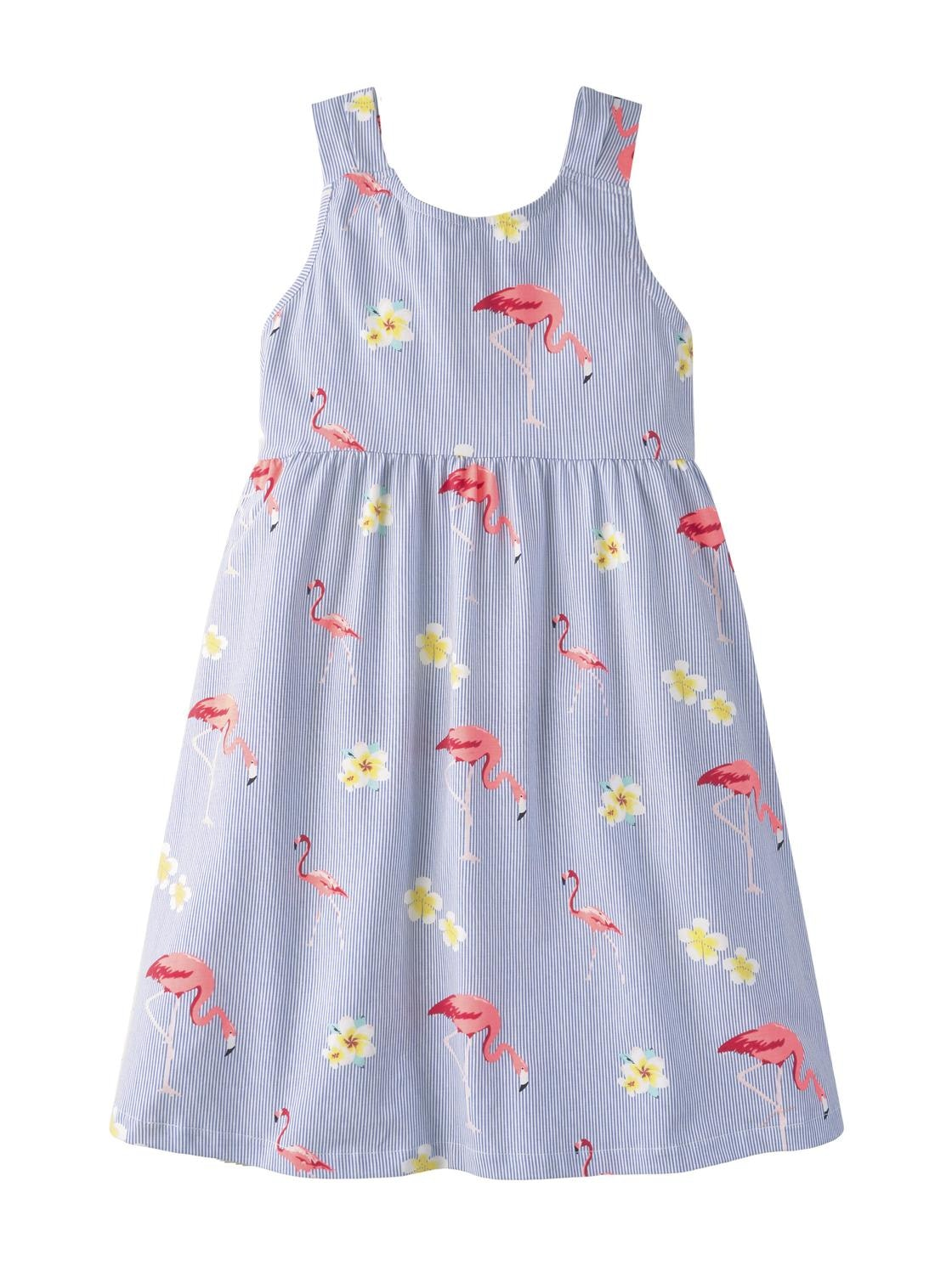 dress patterned, printed stripe-multicolored