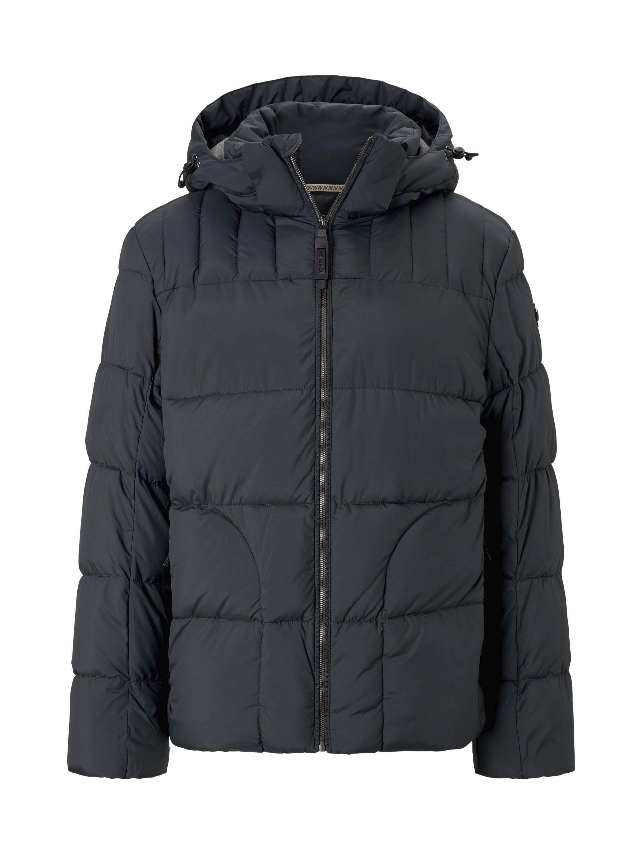 campaign puffer jacket, Dark Gable Green