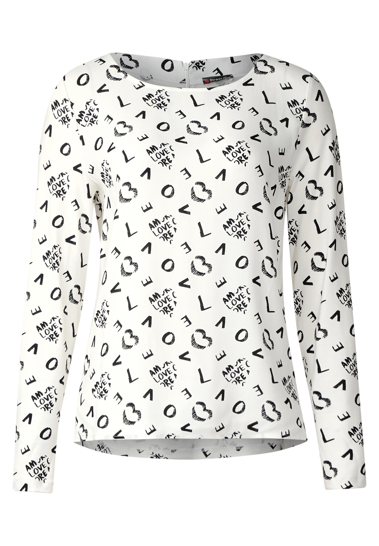 Allover Print Shirt Ulrika