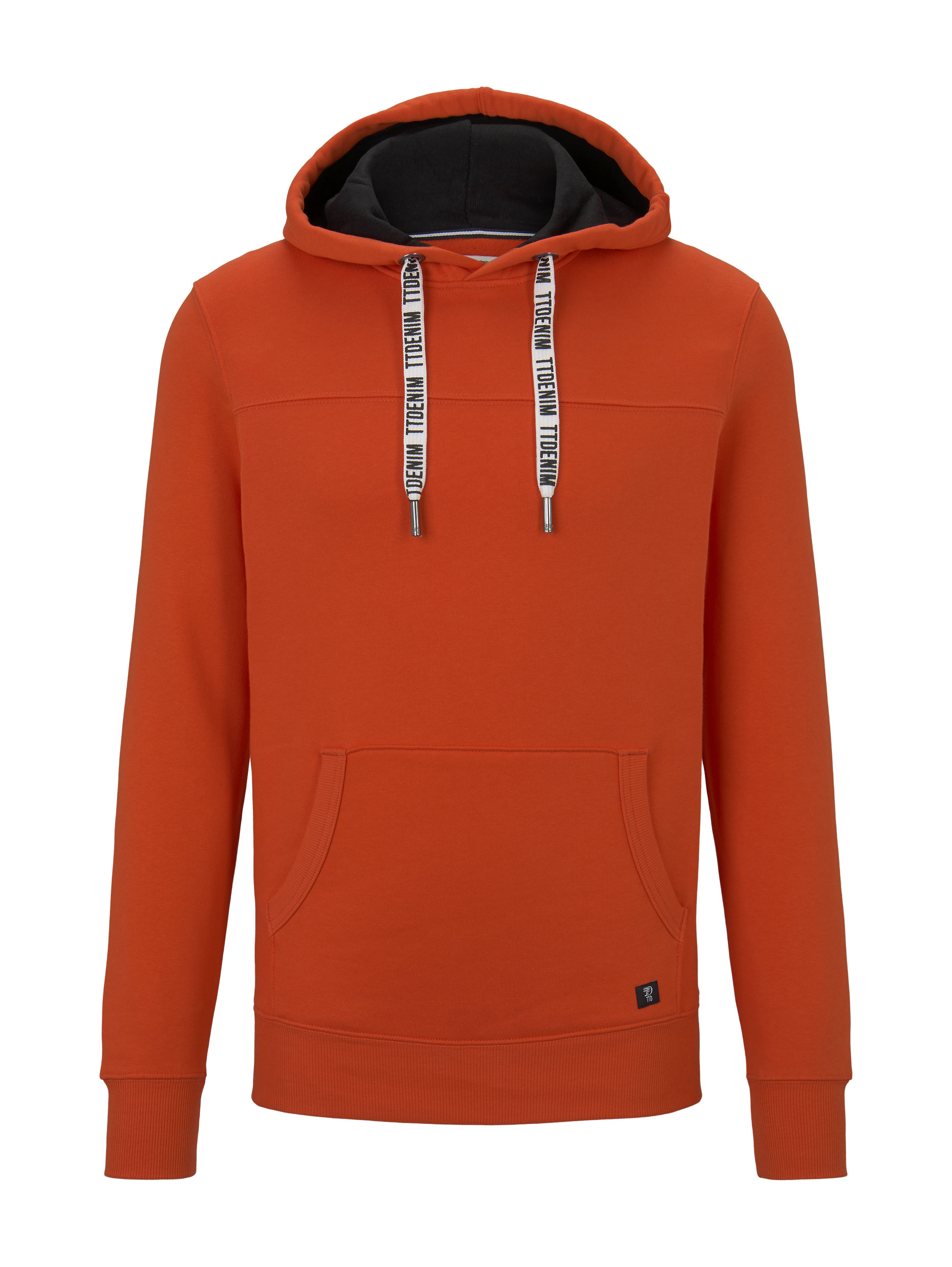 cutline hoody, fever red                     Red