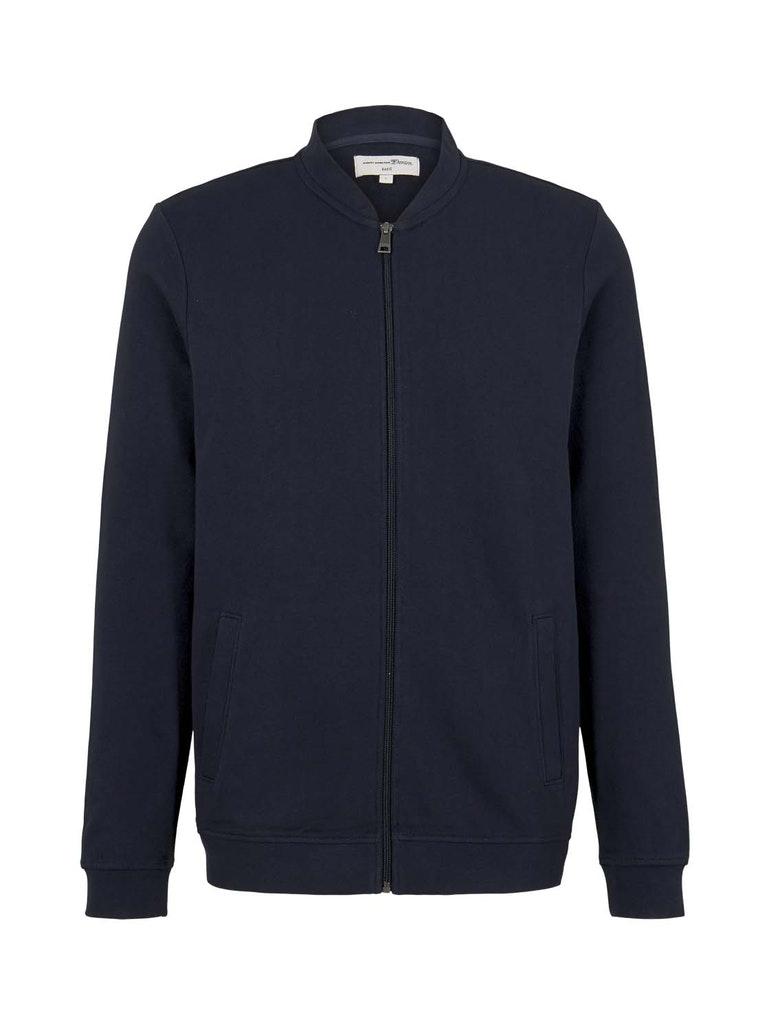 bomber jacket, Sky Captain Blue