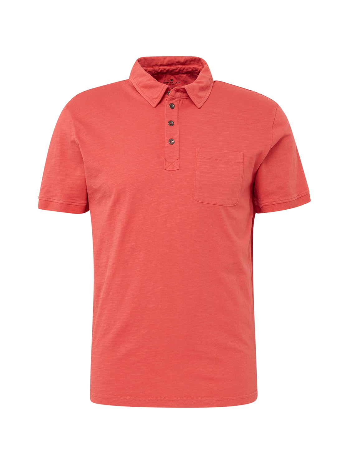 polo with treatment, Normal Red                    Red