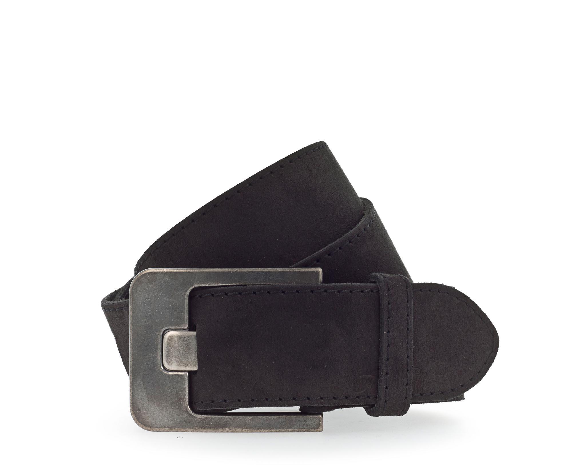 40mm Gürtel Q. 6309, schwarz